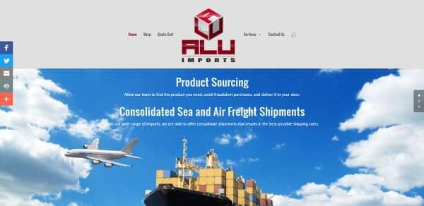 ALU Imports