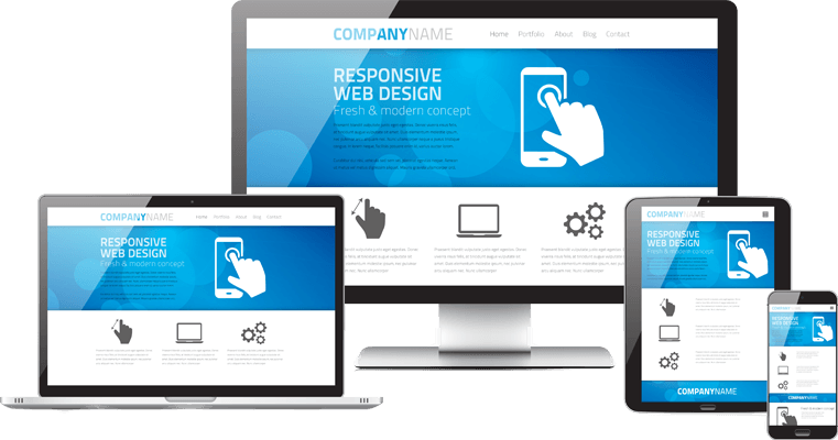 website design responsive